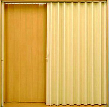 PVC Folding Door in Bengaluru, Karnataka - Vinmex Build Tech India ...
