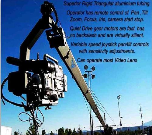 Skycam-Pro Camera Crane