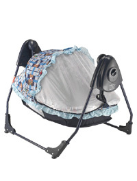 Automatic Baby Cradle