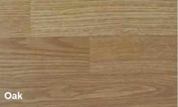 Oak Laminated Flooring