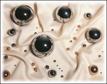 High Precision Solid Carbide Balls