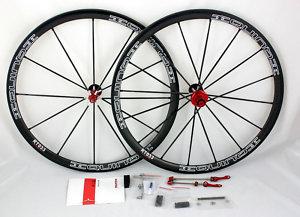EQUINOX RT-033 CARBON 700C Wheel Sets
