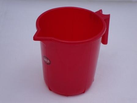 Plastic Mug Red