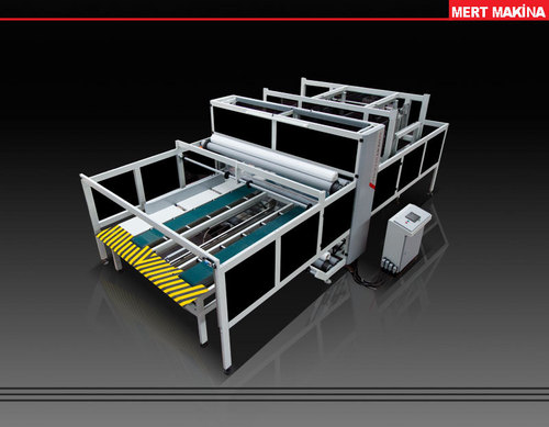 Full Automatic Mattress Packing (Wrapping) Machine