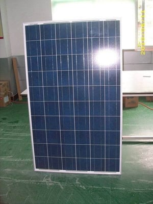 230W Poly Solar PV Panel for Home Use