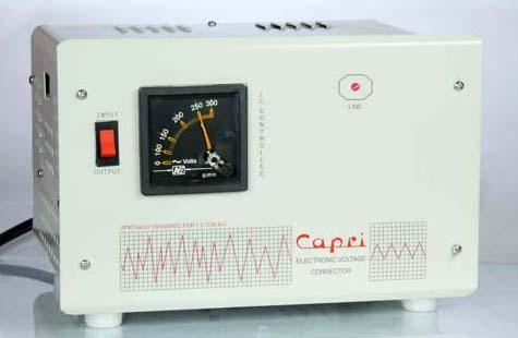 Table Mountable Voltage Stabilizer 90-280V