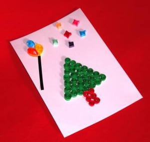 Eco-Friendly Christmas Greeting Cards