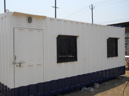 As Per The Client Requirement Portable Cabin