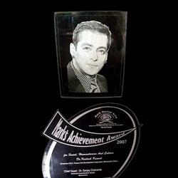Acrylic Mementos Star Of The Year