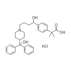 Fexofenadine Hcl Usp