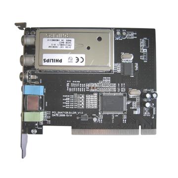 PCI Analog TV Tuner Card