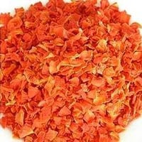 Carrot Dehydrated Flakes