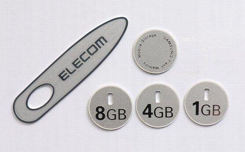 Aluminum Etched Nameplates