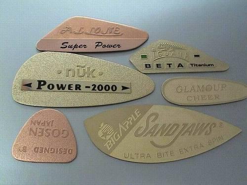 Brass Nameplates