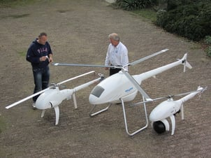 Large Unmanned Helicopter
