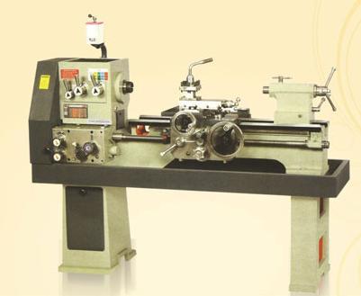 Geared Head Light Duty Lathe Machine
