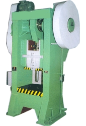 Mechanical H Frame Power Press