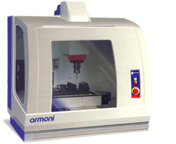 Pc- Controlled Cnc Machining Centre