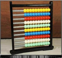 Educational Wooden Abacus Toy
