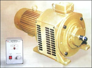 Eddy Current Variable Speed Drive