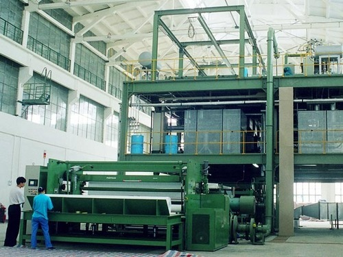 Pp Spun Bond Non Woven Fabric Production Line