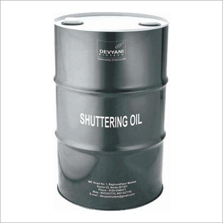 Shuttering Oil Dhc 50-S