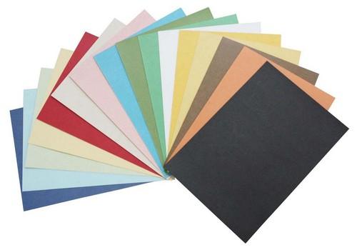 Leather Grain Paper Cover