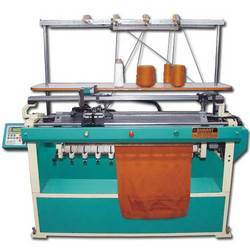 Flat Knitting Machines For Fabrics