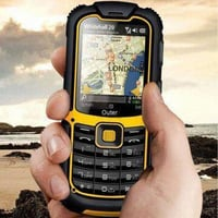 Military Approved 3G Sport Phone, HSDPA 7.2 High Speed 3G Network