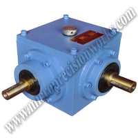 Right Angle Bevel Gearbox