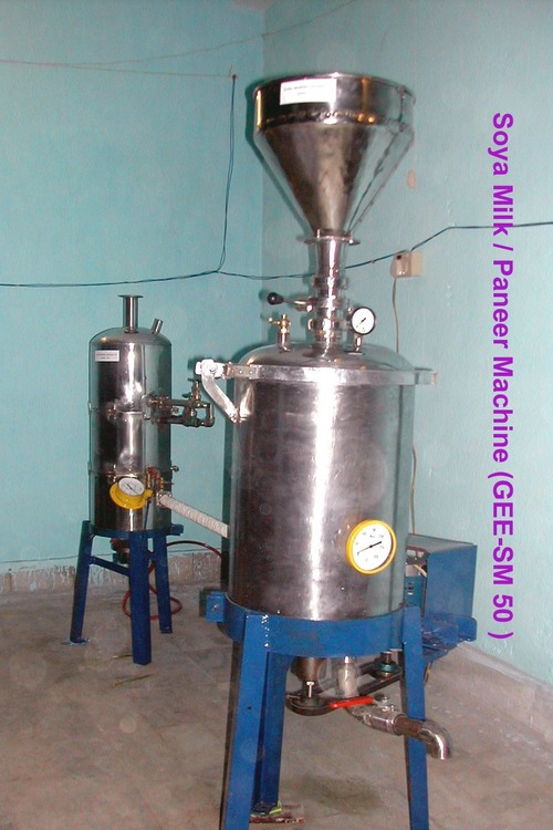Soya Milk/Soya Paneer Machine