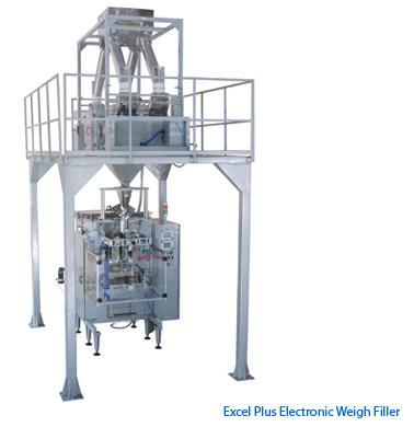 EXCEL PLUS Electronic weigh Filler Packaging Machine in  Shivaji Nagar