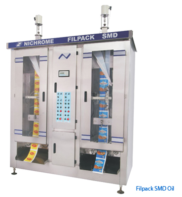 Filpack SMD Oil Packaging Machine