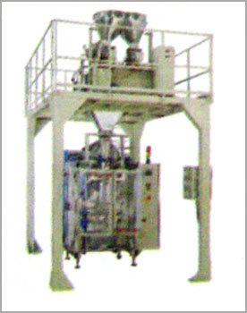 Machine Excel 400 With Linear Weigher