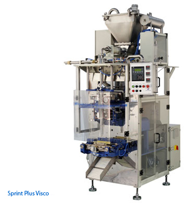 SPRINT Plus Visco Packaging Machine