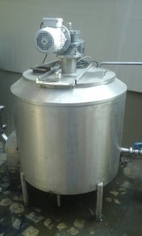 Stainless Steel Pasteurizer 2mm