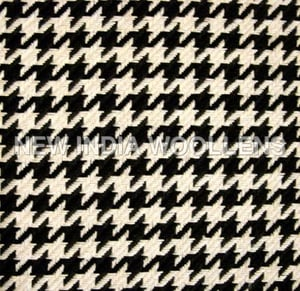 Wool Houndstooth