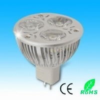 Led Spotlight Bulb With 3w Power Consumption