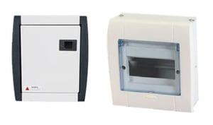Powder Coated Distribution Boards