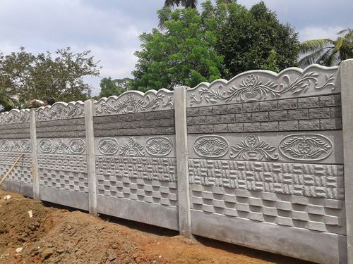 Readymade Compound Wall in  Barline road