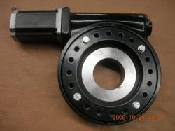 Hard Structure Slewing Drive