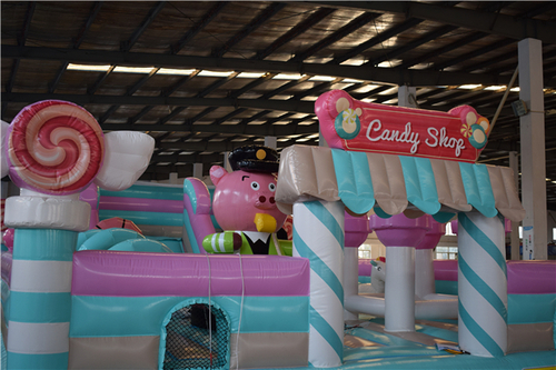 Amazing Factory Kids Inflatable Water Games