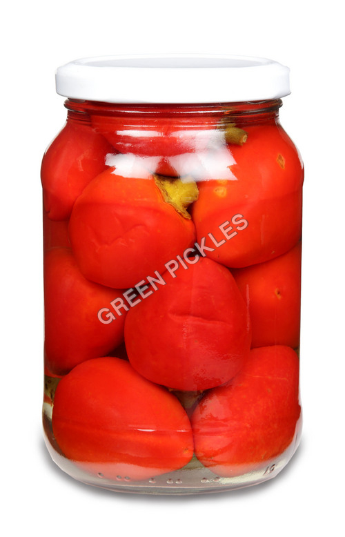 Pickled Cherry Peppers