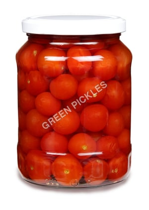 Pickled Cherry Tomatoes
