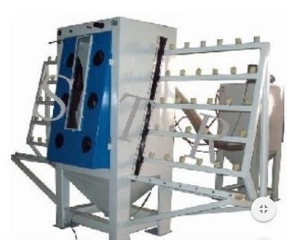 Semi-Automatic Blast Cabinet Market