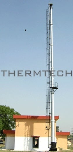Industrial Use Chimney