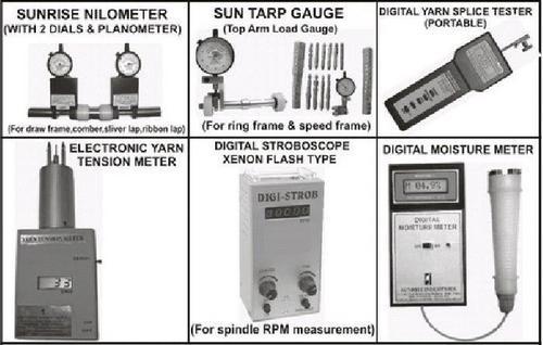 Draw Frame Load Gauge - Sunrise Nilometer