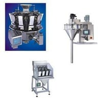 Auger Filler With Weigher