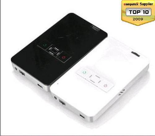 Mini LED Pocket Mulitimedia Projector