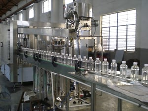 Packaged Drinking Water Turnkey Project